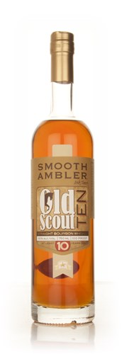 Smooth Ambler Old Scout 10 Year Old Bourbon (75cl)