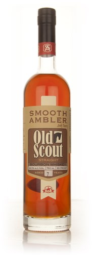 Smooth Ambler Old Scout 7 Year Old Bourbon (75cl)