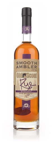 Smooth Ambler Old Scout 7 Year Old Rye