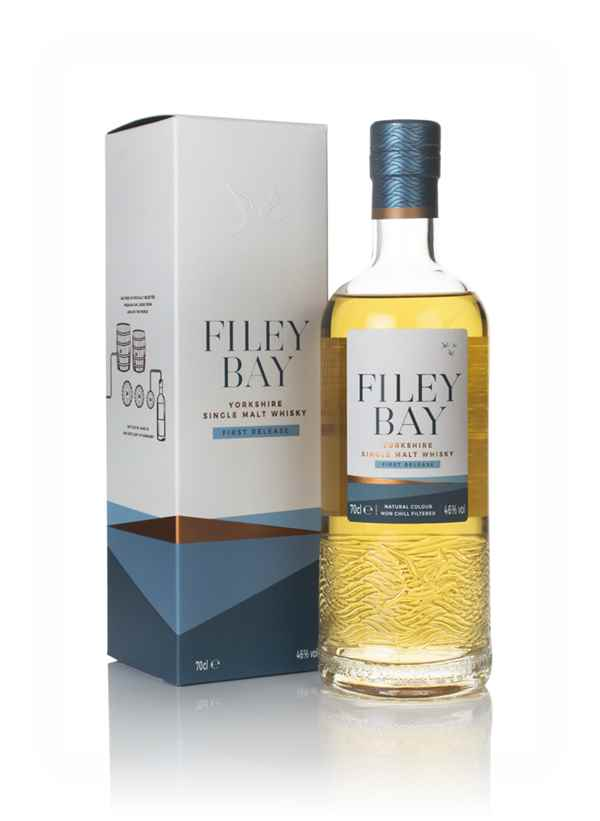 Filey Bay Single Malt Whisky (First Release)