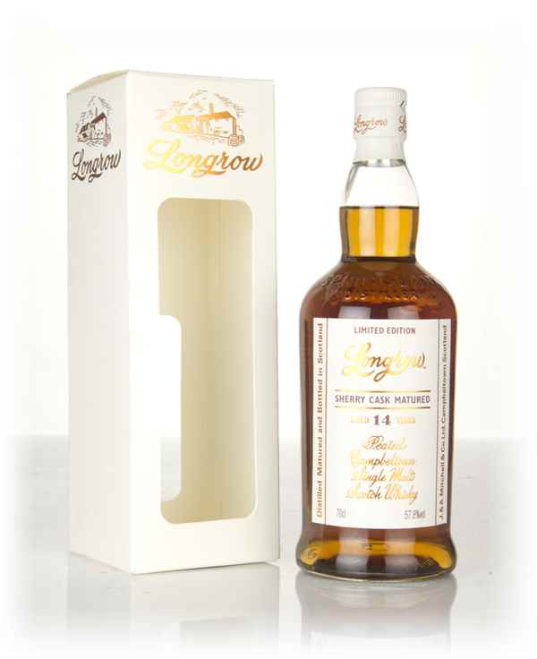 Longrow 14 Year Old Sherry Cask Matured