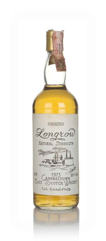 Longrow 1973 - Natural Strength (Samaroli)