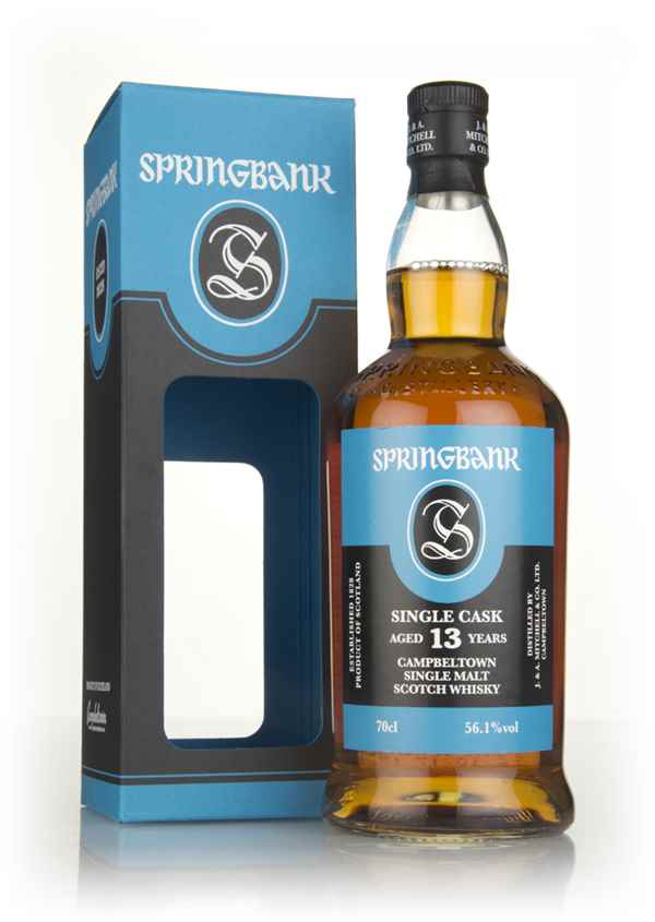Springbank 13 Year Old 2003