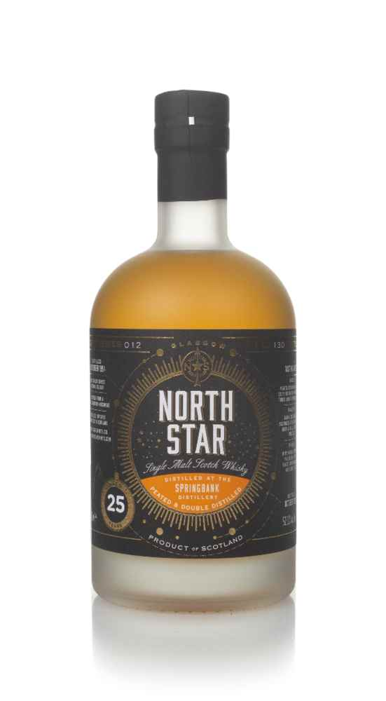Springbank 25 Year Old 1994 (Single Cask Series 12) - North Star Spirits