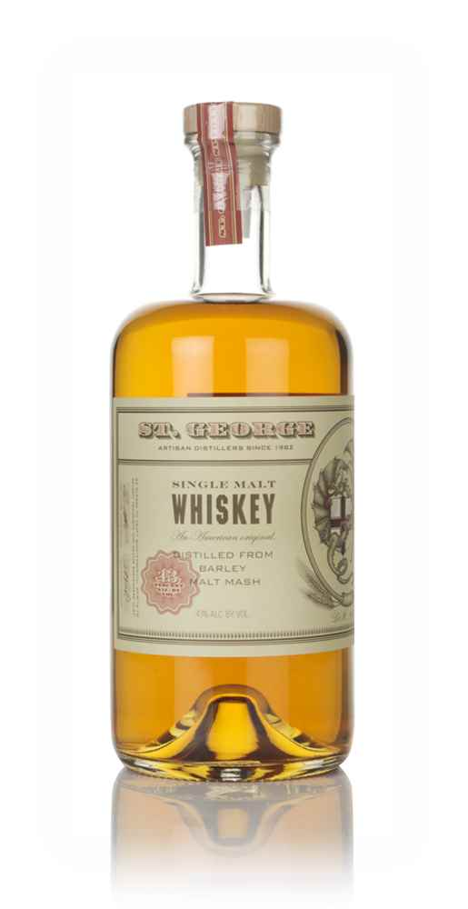St. George Single Malt Whiskey (Lot 15)