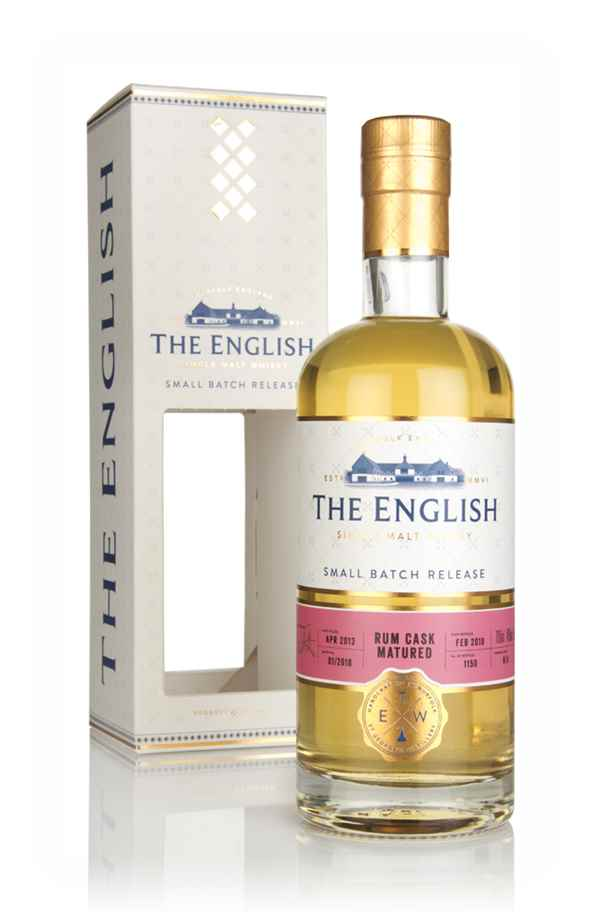 The English - Rum Cask