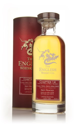 English Whisky Co. Chapter 14 - Cask Strength