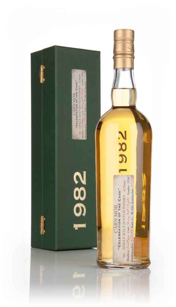 Linlithgow 25 Year Old 1982 (cask 2220) - Celebration of the Cask (Càrn Mòr)