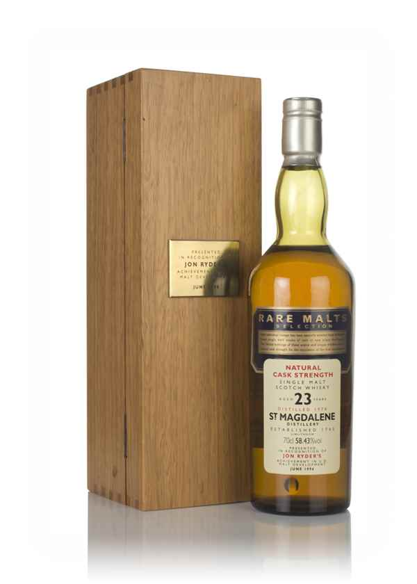 St. Magdalene 23 Year Old 1970 - Rare Malts