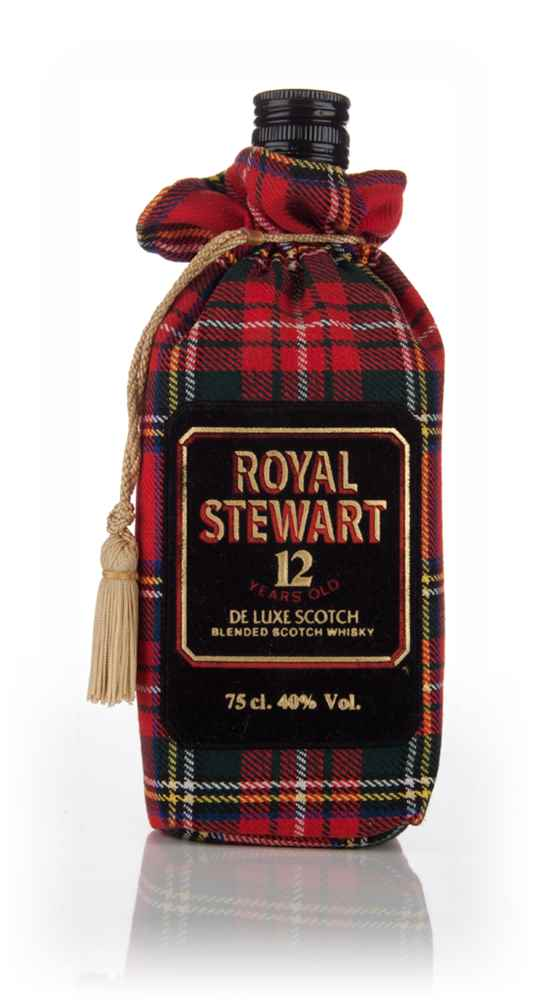 Royal Stewart 12 Year Old - 1970s