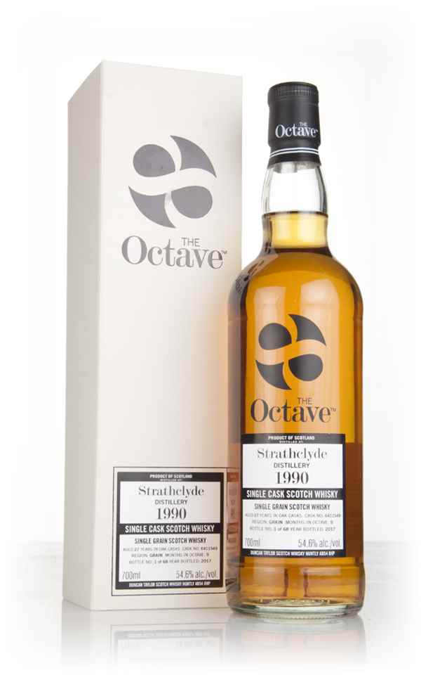 Strathclyde 27 Year Old 1990 (cask 6411549) - The Octave (Duncan Taylor)