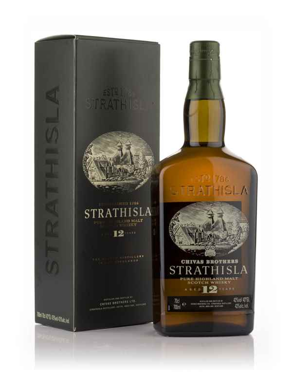 Strathisla 12 Year Old (Old Bottling)