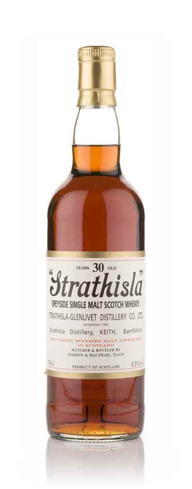 Strathisla 30 Year Old Gordon and MacPhail