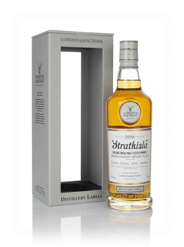 Strathisla 13 Year Old 2006 - Distillery Labels (Gordon & MacPhail)