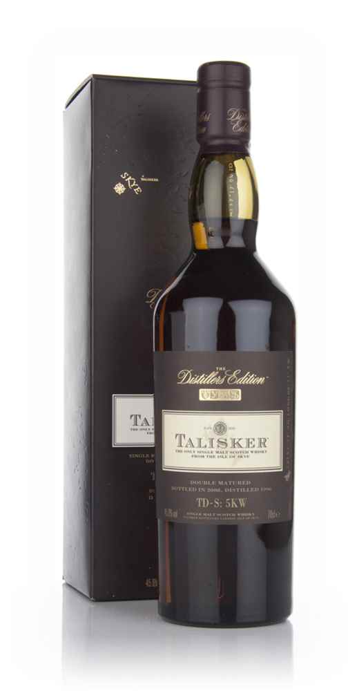 Talisker 1996 (bottled 2008) Amoroso Cask Finish - Distillers Edition