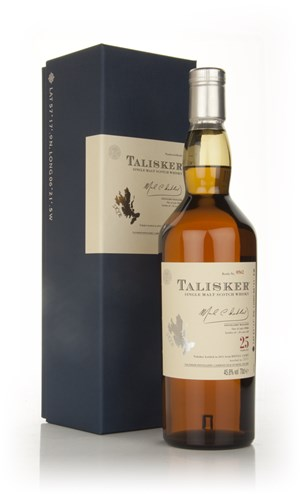 Talisker 25 Year Old 2011