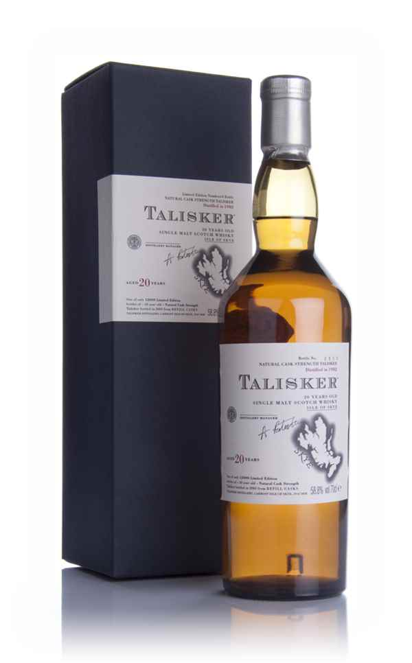 Talisker 20 Year Old 1982 (2003 Special Release)