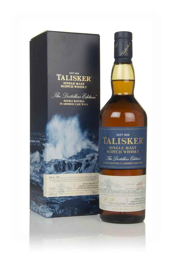 Talisker 2007 (bottled 2017) Amoroso Cask Finish - Distillers Edition