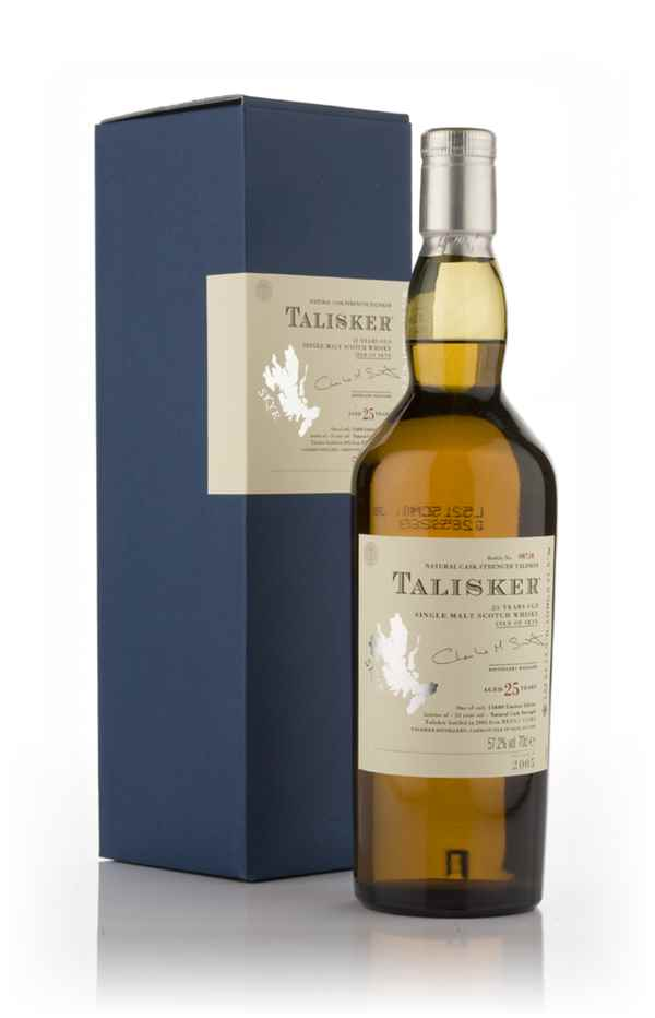 Talisker 25 Year Old (2005 Special Release)
