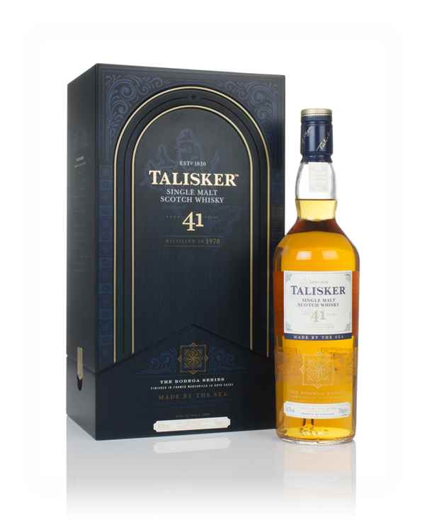Talisker 41 Year Old 1978 Bodega Series 2