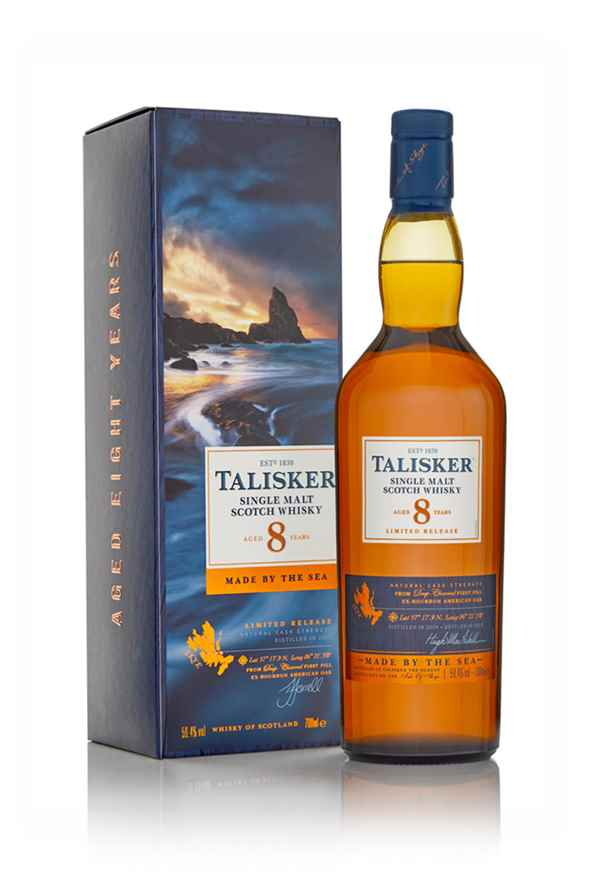 Talisker 8 Year Old (Special Release 2018)