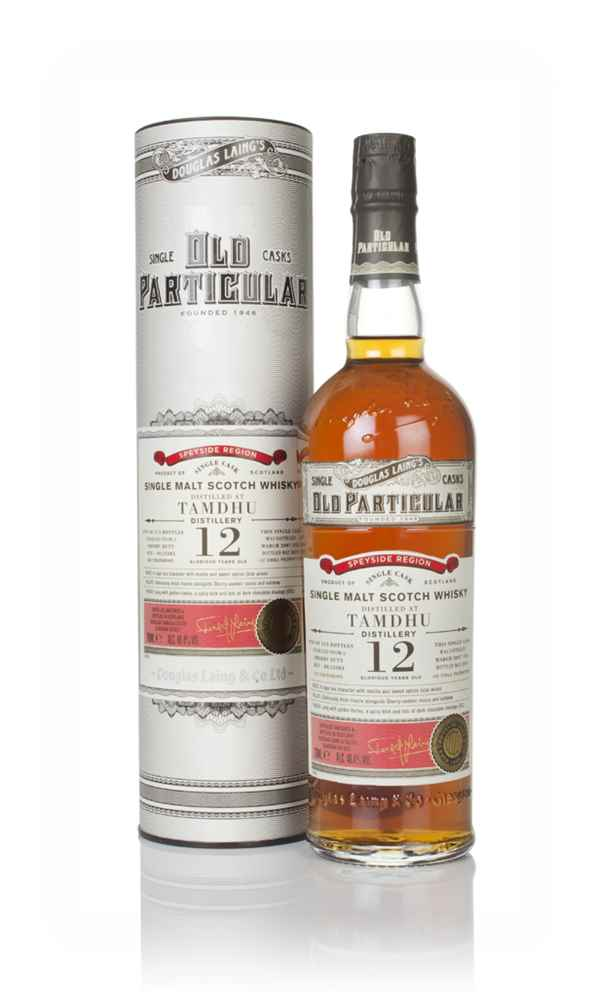 Tamdhu 12 Year Old  2007 (cask 13383) - Old Particular (Douglas Laing)