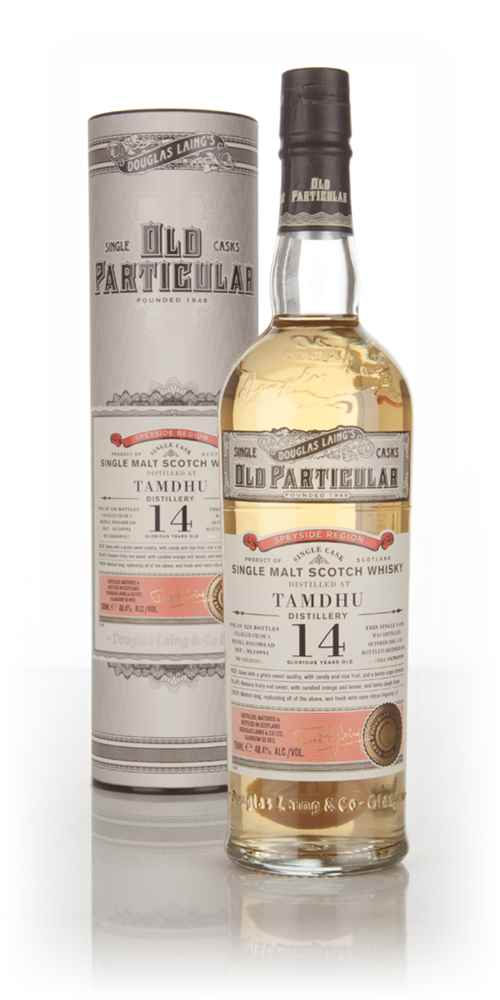 Tamdhu 14 Year Old 2001 (cask 10994) - Old Particular (Douglas Laing)