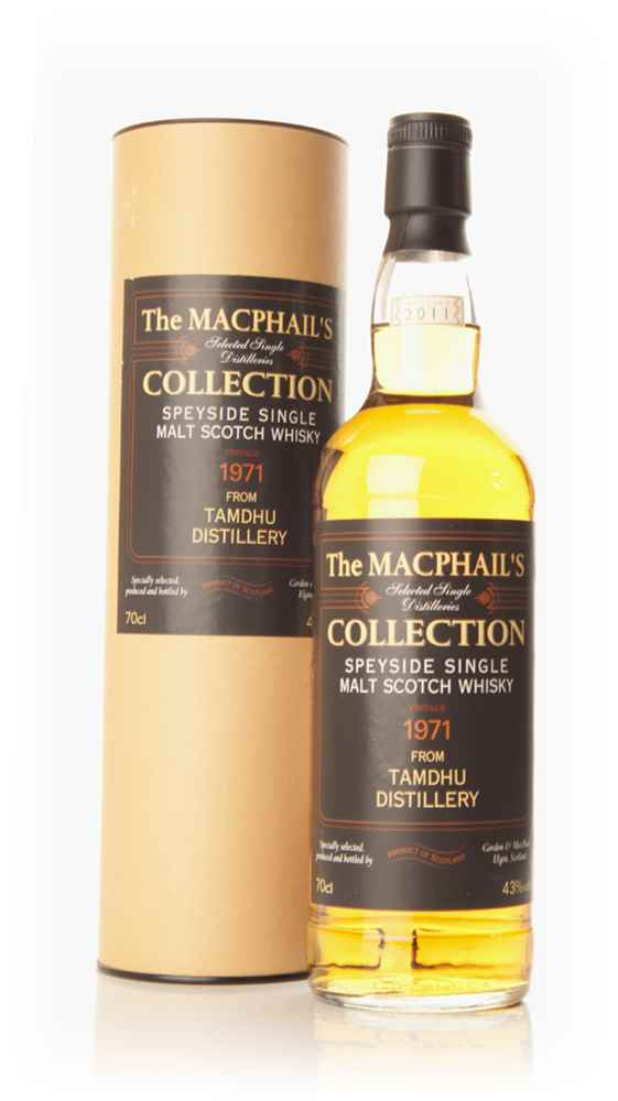 Tamdhu 1971 (bottled 2011) - The Macphail's Collection