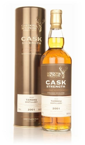 Tamdhu 2001 - Cask Strength Collection (Gordon & Macphail)