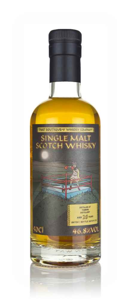Tamdhu 28 Year Old - Batch 1 (That Boutique-y Whisky Company)