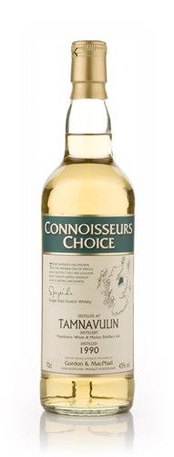 Tamnavulin 1990 - Connoisseurs Choice (Gordon and MacPhail)