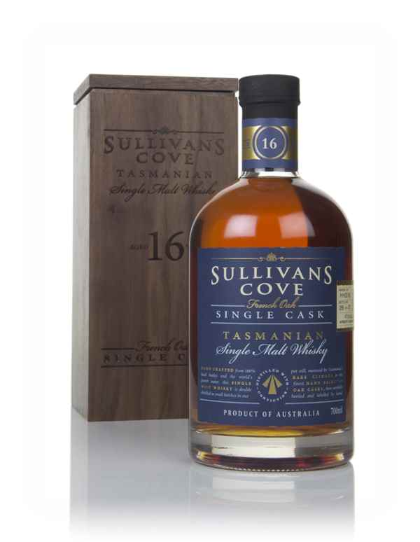 Sullivans Cove 16 Year Old French Oak