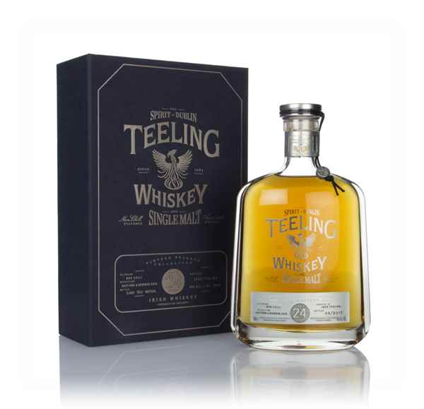 Teeling 24 Year Old - Vintage Reserve Collection