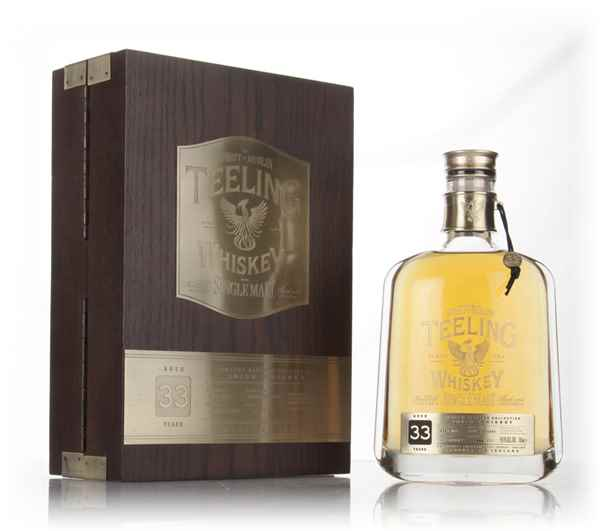 Teeling 33 Year Old - Vintage Reserve Collection