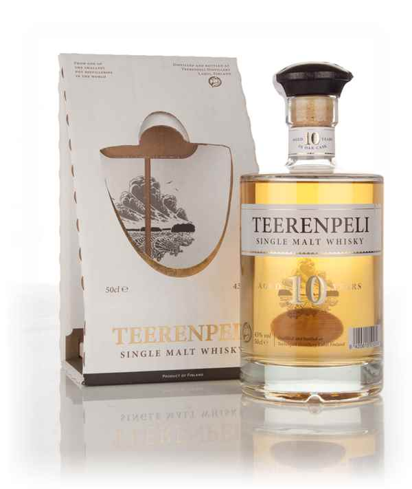 Teerenpeli Single Malt 10 Year Old