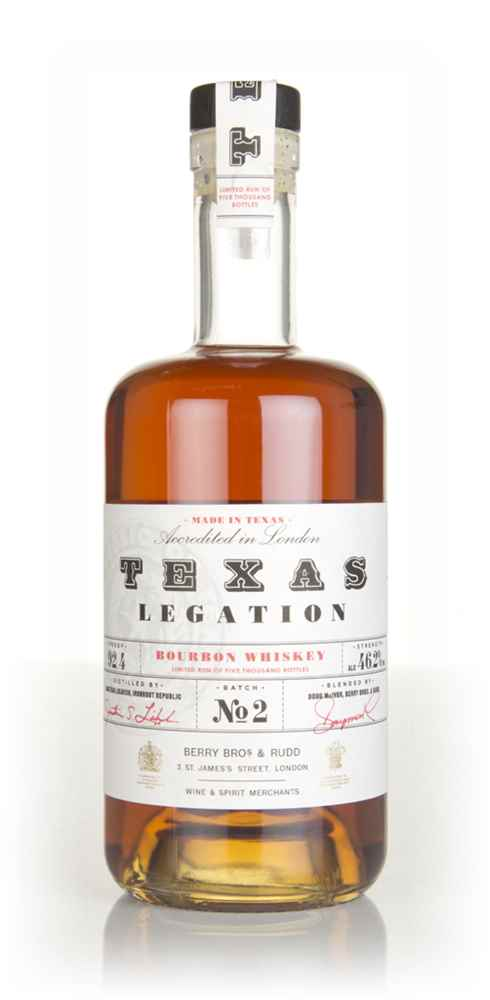 Texas Legation - Batch No.2