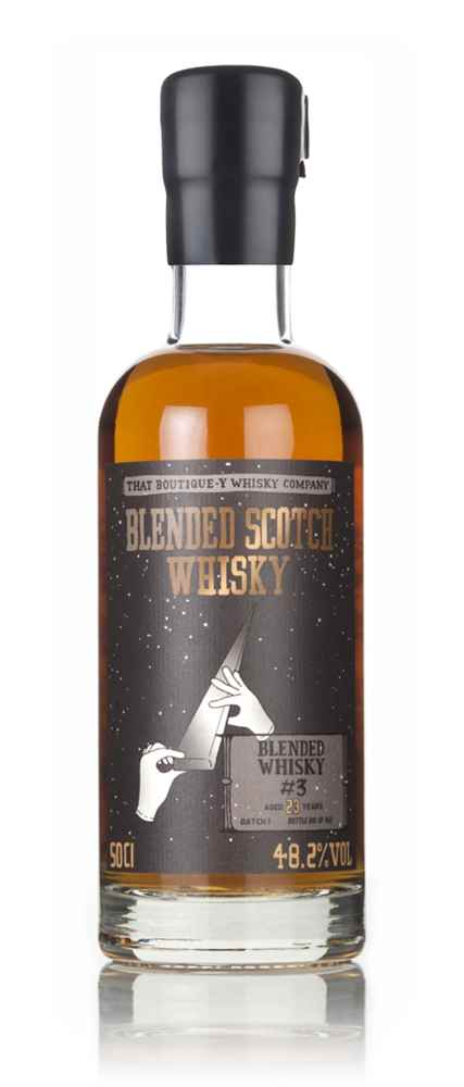 Blended Whisky #3 23 Year Old (That Boutique-y Whisky Company)