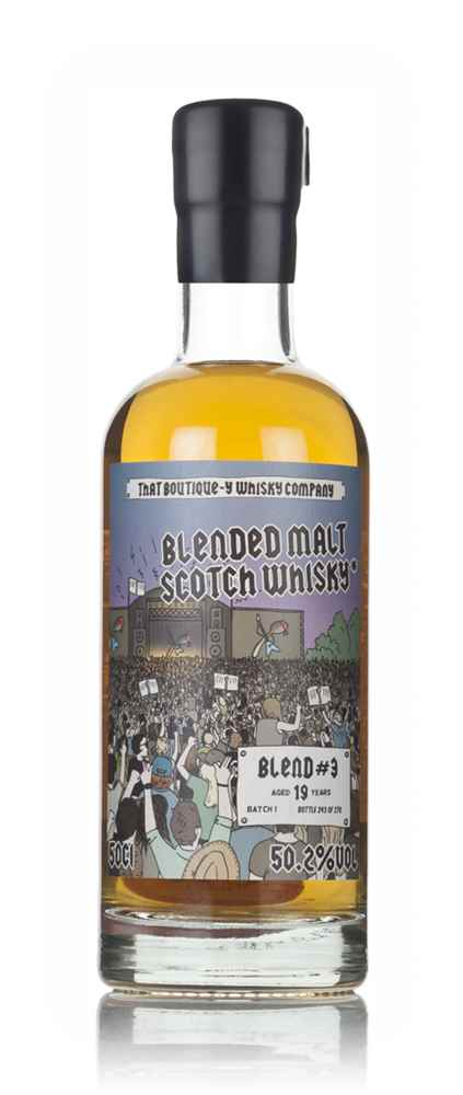 Blended Malt #3 19 Year Old (That Boutique-y Whisky Company)
