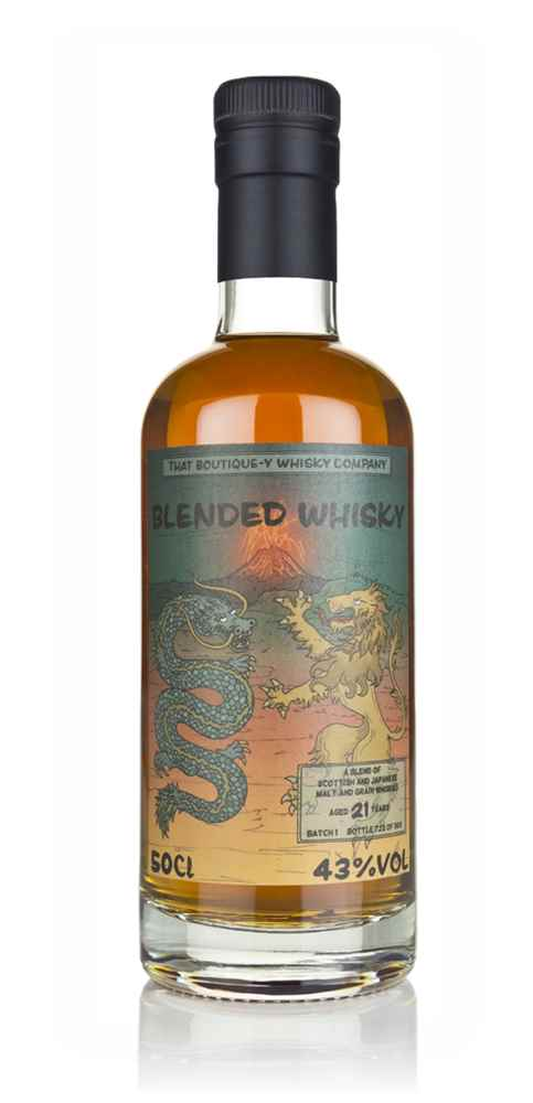 Blended Whisky 21 Year Old (That Boutique-y Whisky Company)