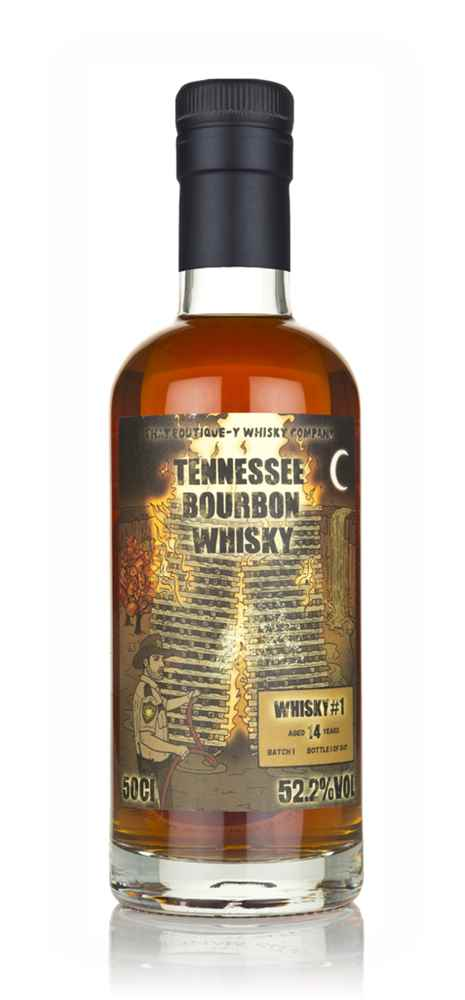 Tennessee Bourbon Whisky #1 14 Year Old (That Boutique-y Whisky Company)