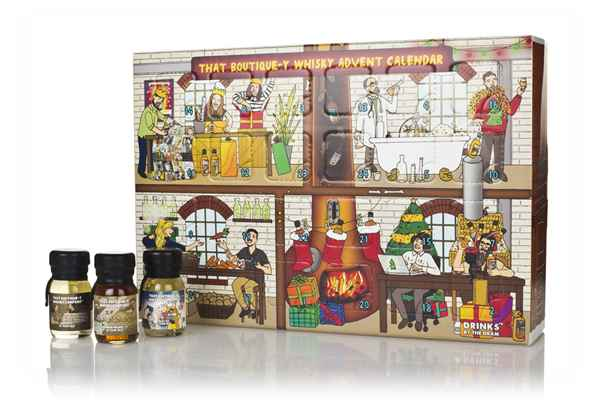 That Boutique-y Whisky Company Advent Calendar (2017 Edition)