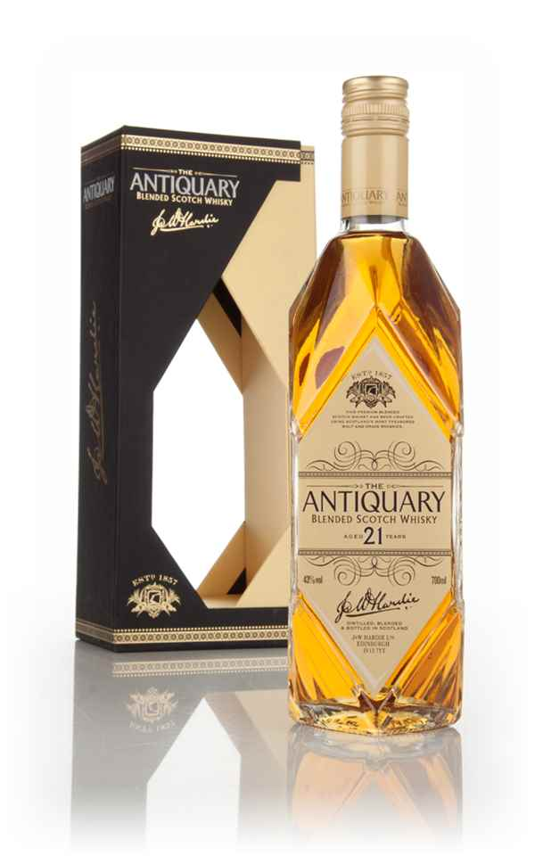 The Antiquary 21 Year Old