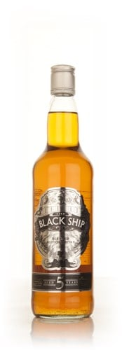 The Black Ship 5 Year Old