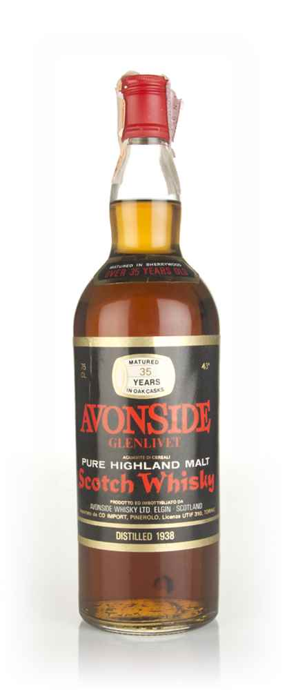 Avonside-Glenlivet 35 Year Old 1938