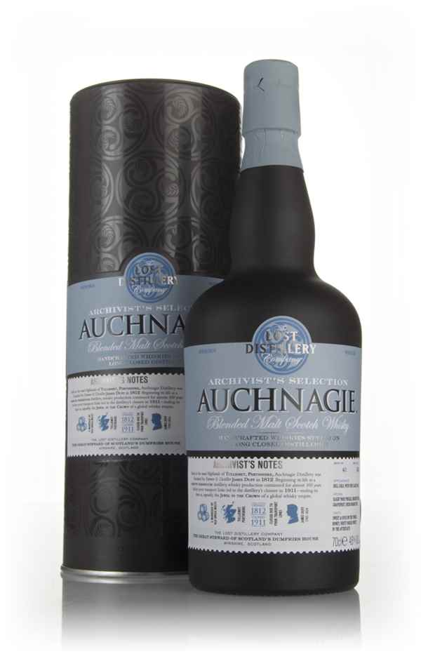 Auchnagie - Archivist's Selection (The Lost Distillery Company)