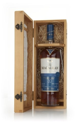 The Macallan 30 Year Old Fine Oak