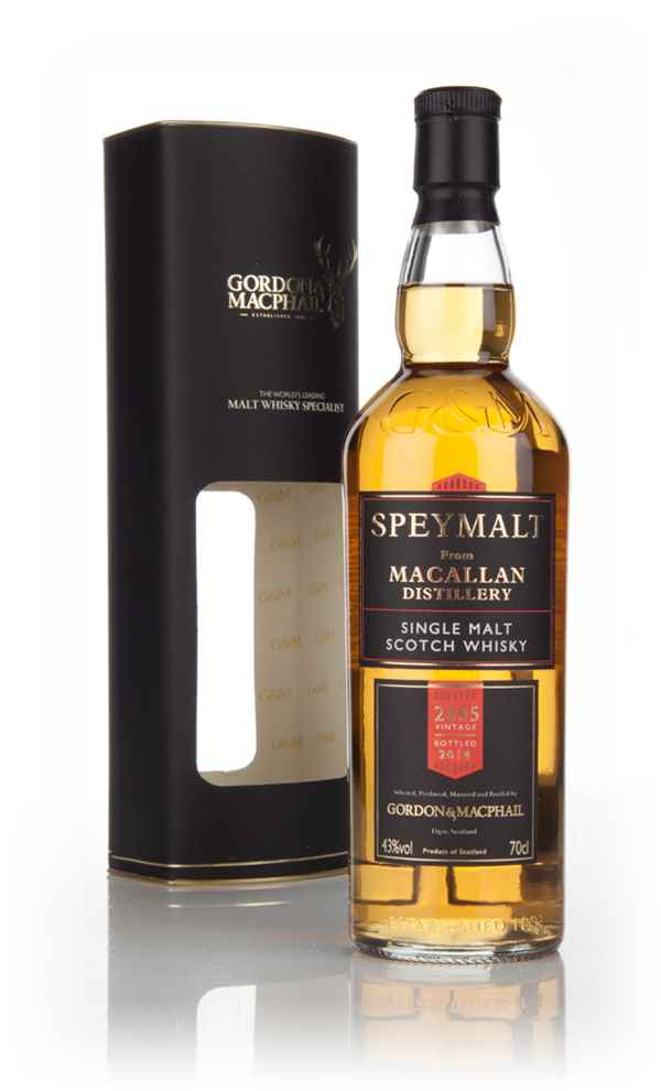 Macallan 2005 (bottled 2014) - Speymalt (Gordon & MacPhail)