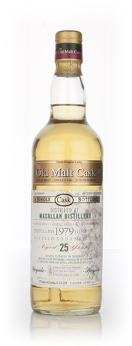 Macallan 25 Year Old 1979 - Old Malt Cask (Douglas Laing)