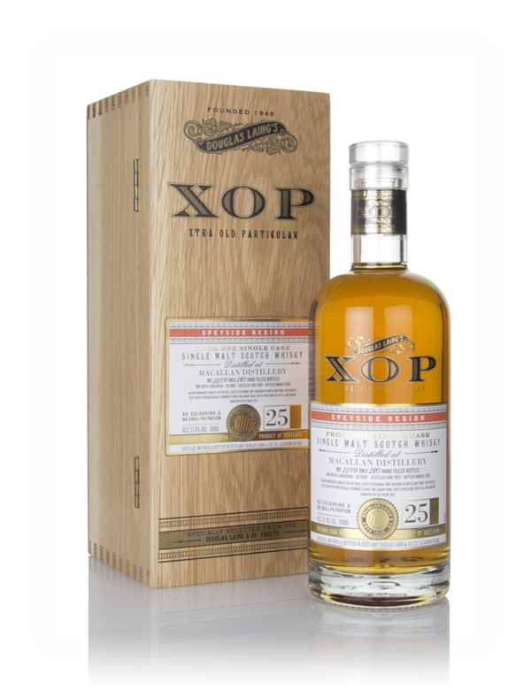 Macallan 25 Year Old 1993 (cask 13082) - Xtra Old Particular (Douglas Laing)