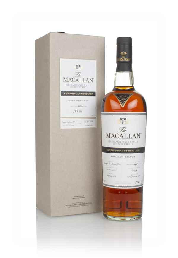 The Macallan 13 Year Old 2005 - Exceptional Single Cask